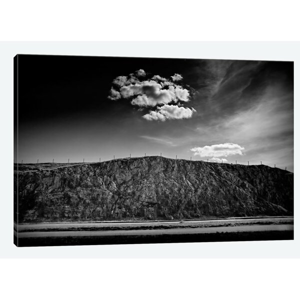 The Cloud Photographic Print on Wrapped Canvas by East Urban Home