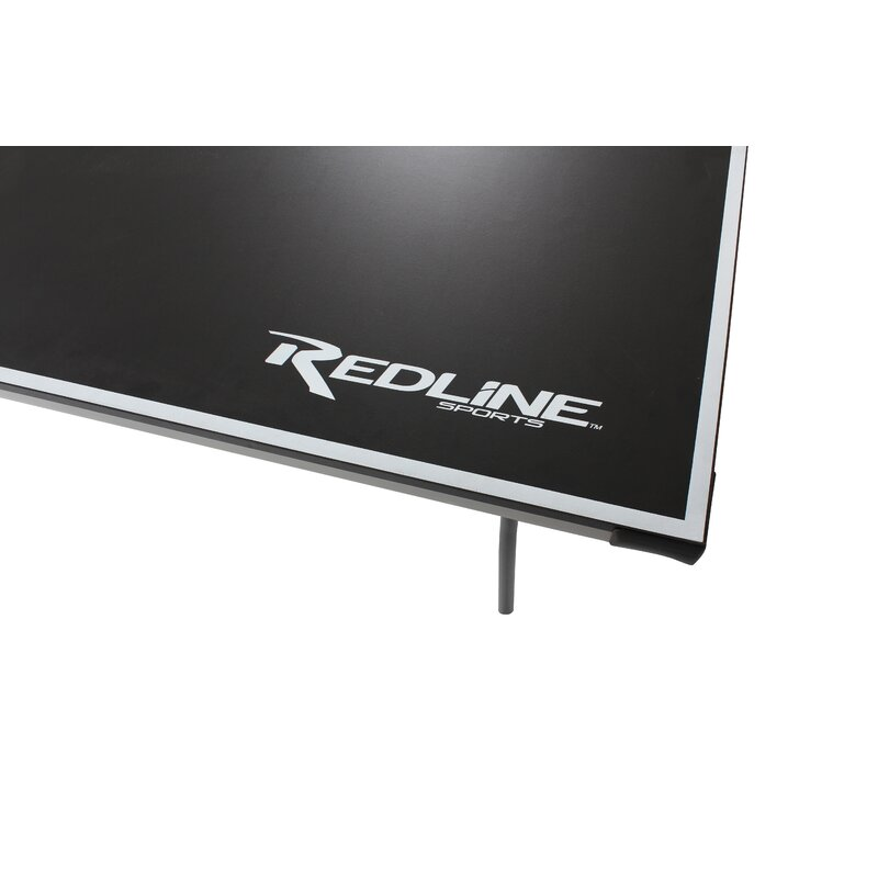 Redline 4 Piece Table Tennis Table