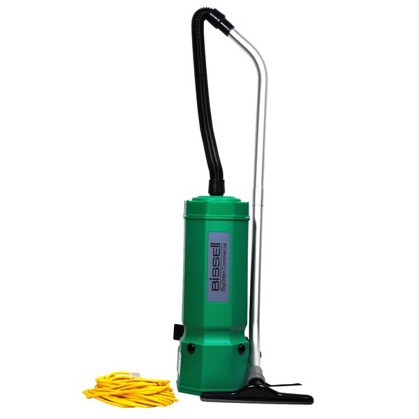 Backpack Style Canister Vacuum Cleaner by Bissell