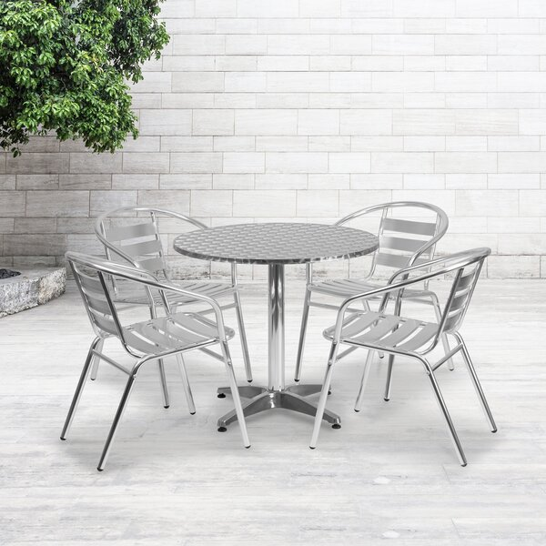 Yuba City 5-Piece Dining Set by Trent Austin Design
