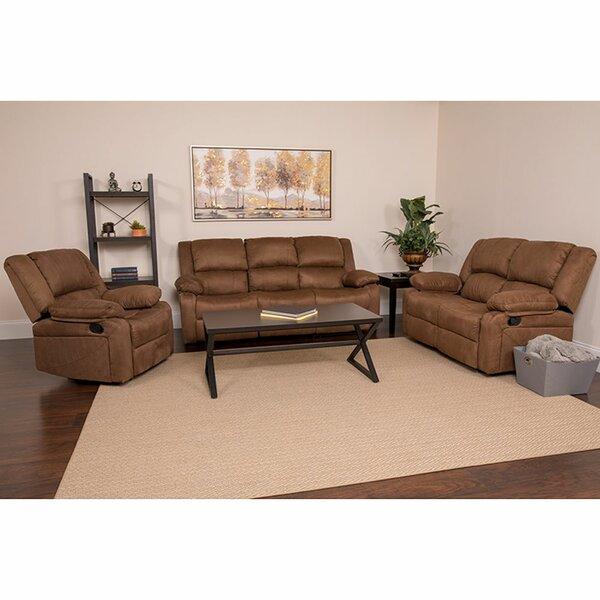 Foti 5 Piece Reclining Living Room Set by Red Barrel Studio Red Barrel Studio