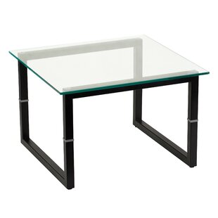 Botkin Glass End Table
