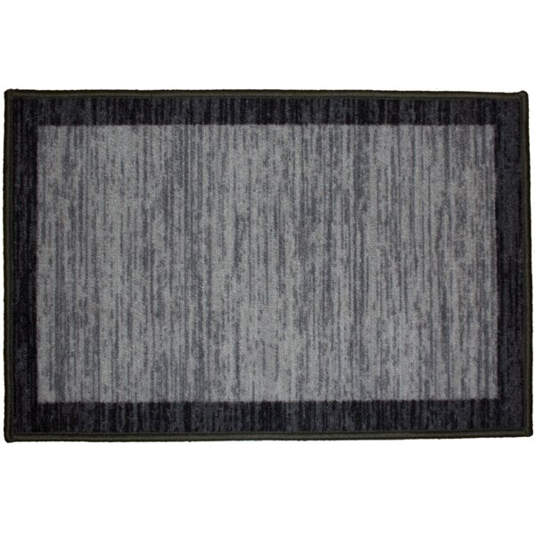 Sonoma Black Area Rug by Kashi Home