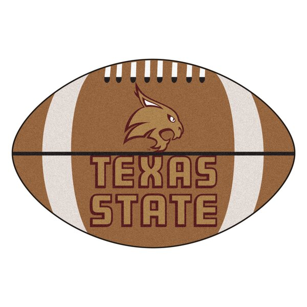 Texas State University Doormat by FANMATS
