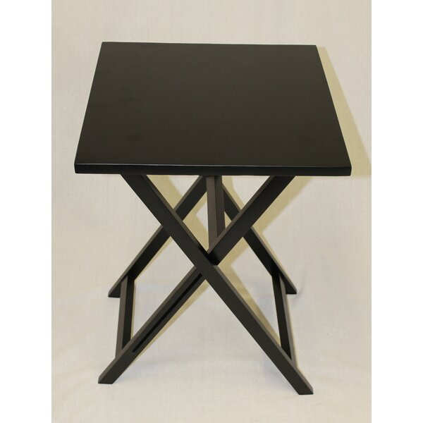 Folding TV Tray Table by eHemco