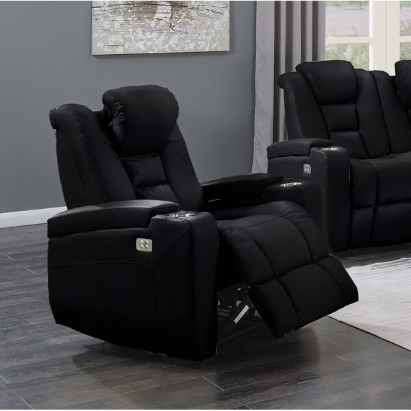 Adalynn Power Glider Recliner by Latitude Run