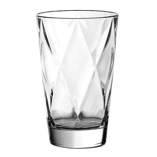 Concerto 13.5 oz Highball Glass (Set of 6) by EGO