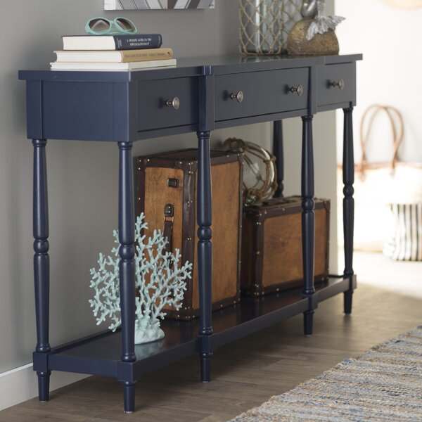 Lanford 60-inch Console Table By Millwood Pines