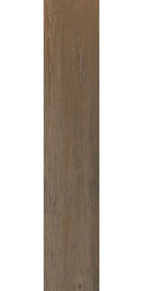 Sunwood Pro 7 x 36 Ceramic Wood Look Tile in Cowboy Brown by Interceramic
