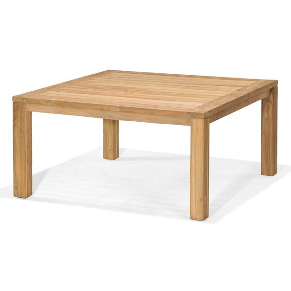 Lancaster Solid Wood Dining Table by Forever Patio