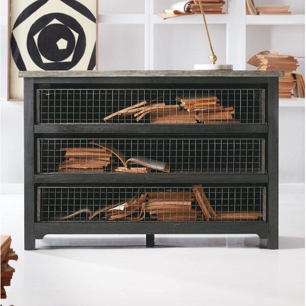 Melange Talia 3 Drawer Dresser by Hooker Furniture