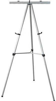 Folding Tripod Easel by Audio-Visual Direct