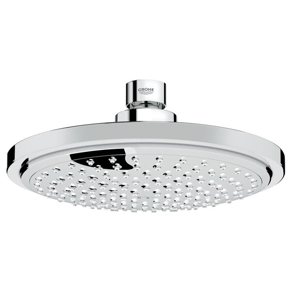 Euphoria Cosmopolitan 2 GPM Shower Head with DreamSpray by GROHE GROHE
