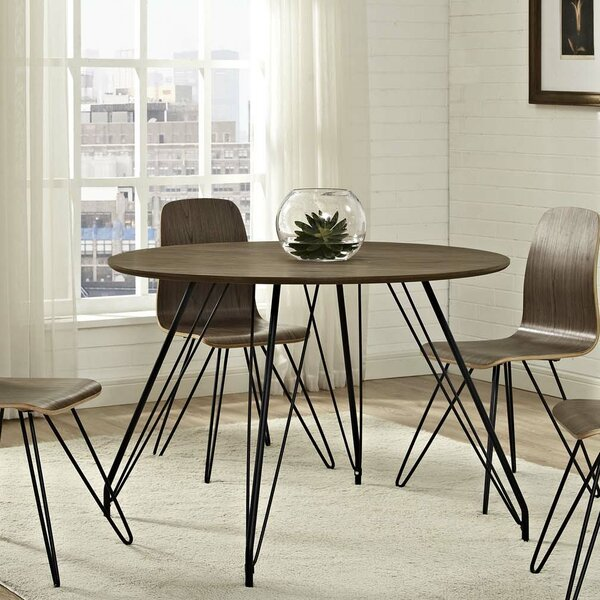 Cayman Circular Dining Table by Foundry Select