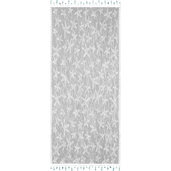 Starfish Table Runner by Heritage Lace
