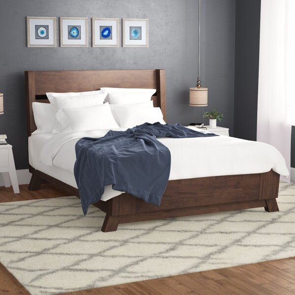 Damiani Platform Bed by Brayden Studio