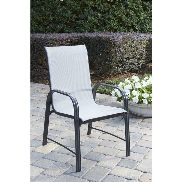 Osprey Patio Dining Chair (Set of 6) by Ebern Designs
