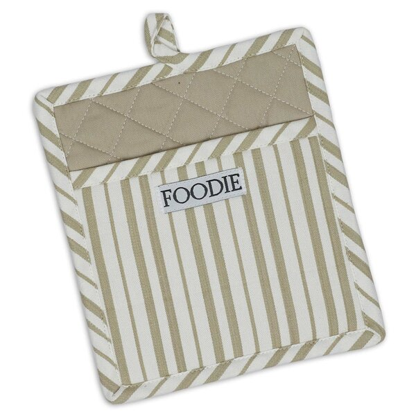 Gourmet Chef Potholder (Set of 2) by Design Imports