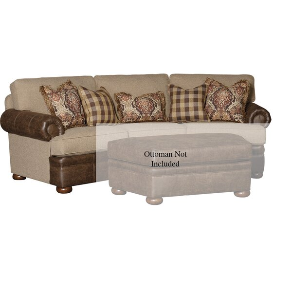 Bedingfield Sofa by Fleur De Lis Living