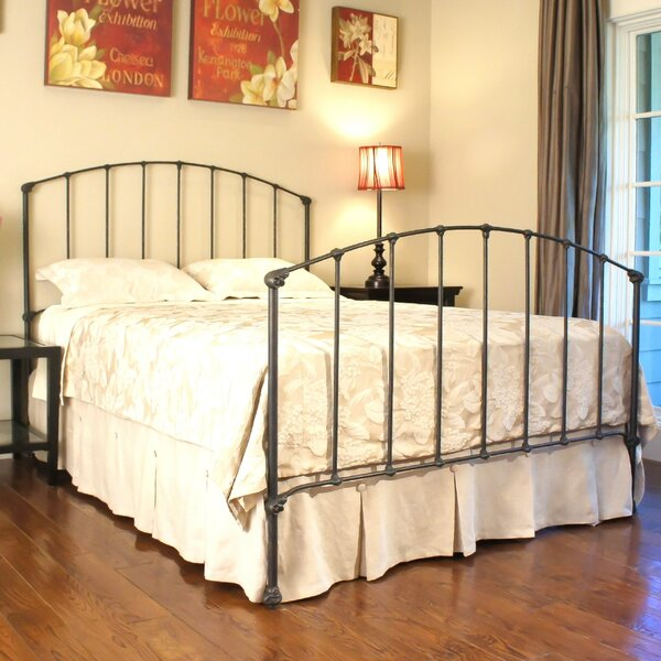 Arlington Standard Bed by Benicia Foundry and Iron Works