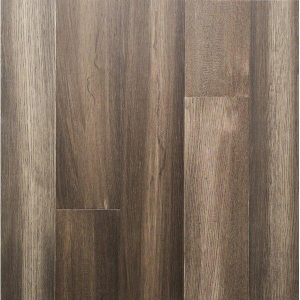 5 Engineered Walnut Hardwood Flooring in Black Forest by Islander Flooring