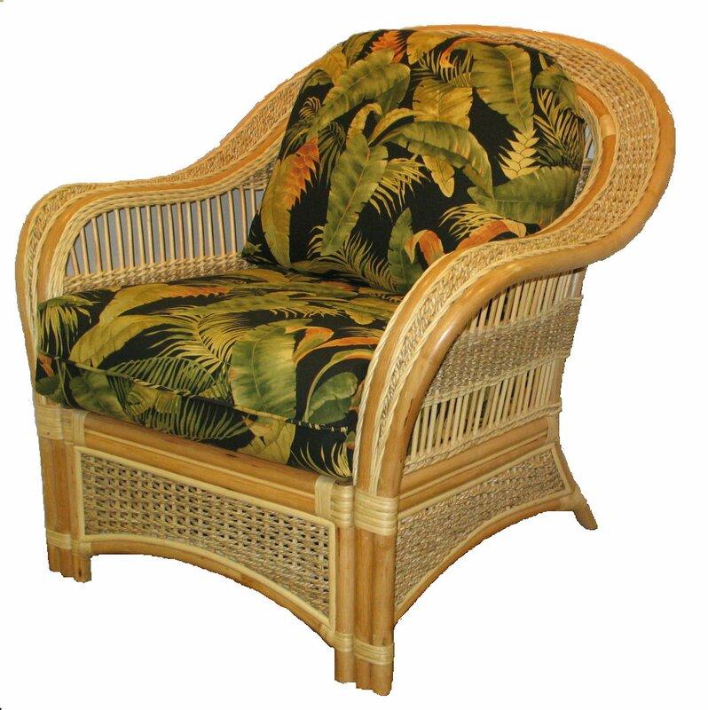 Islander Barrel Chair