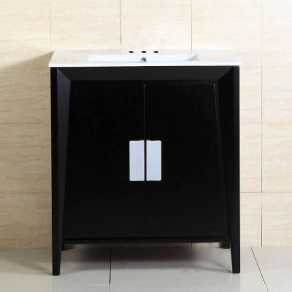 30 Single Sink Vanity by Bellaterra Home
