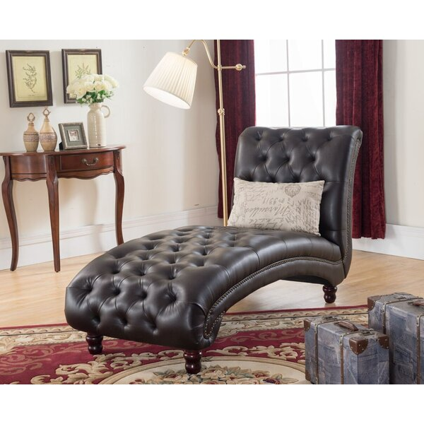 Piner Chaise Lounge by Charlton Home