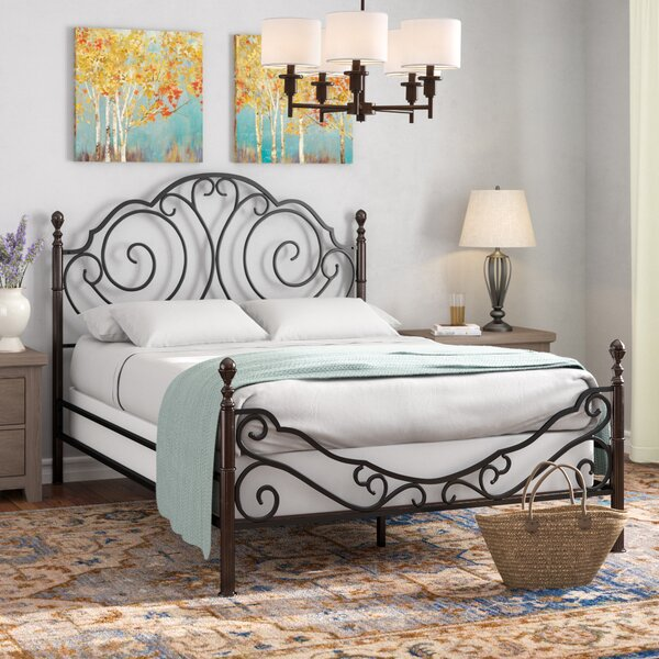 Terwilliger Standard Bed by Charlton Home