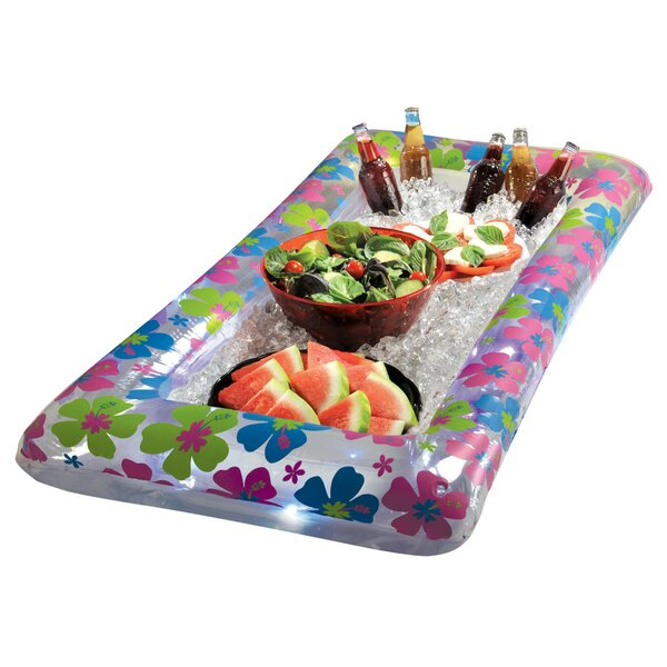 Summer Luau Light Up Beverage Tub by Amscan