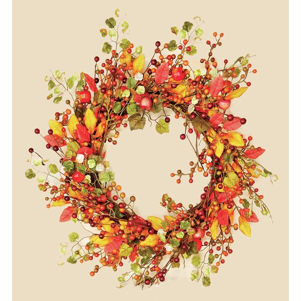 18 Twig Wreath by The Holiday Aisle