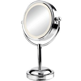 Deals Leticia Sided Lighted Bathroom/Vanity Mirror By Symple Stuff