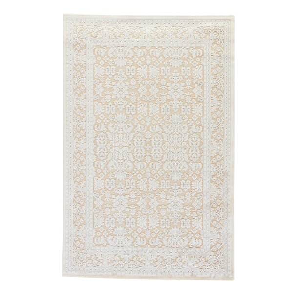 Styers Ivory Area Rug by Darby Home Co