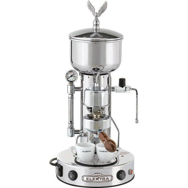 Microcasa Semiautomatica Commercial Espresso Machine by Elektra