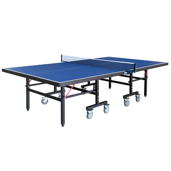 Playback Indoor Table Tennis Table with Accessories by Hathaway Games
