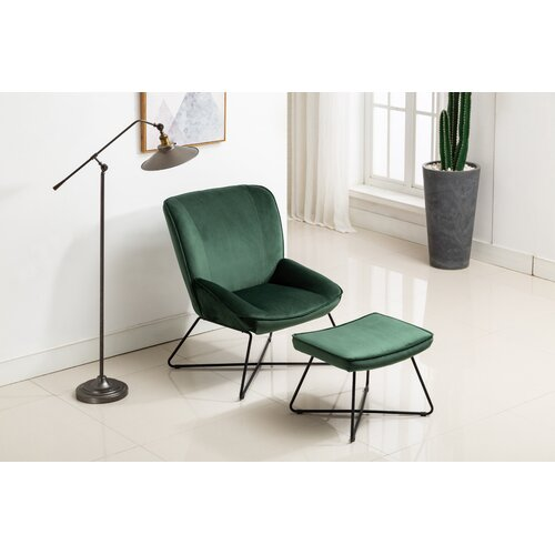 Carmean Lounge Chair And Footstool Hashtag Home