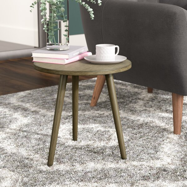 Beem End Table by Mercury Row