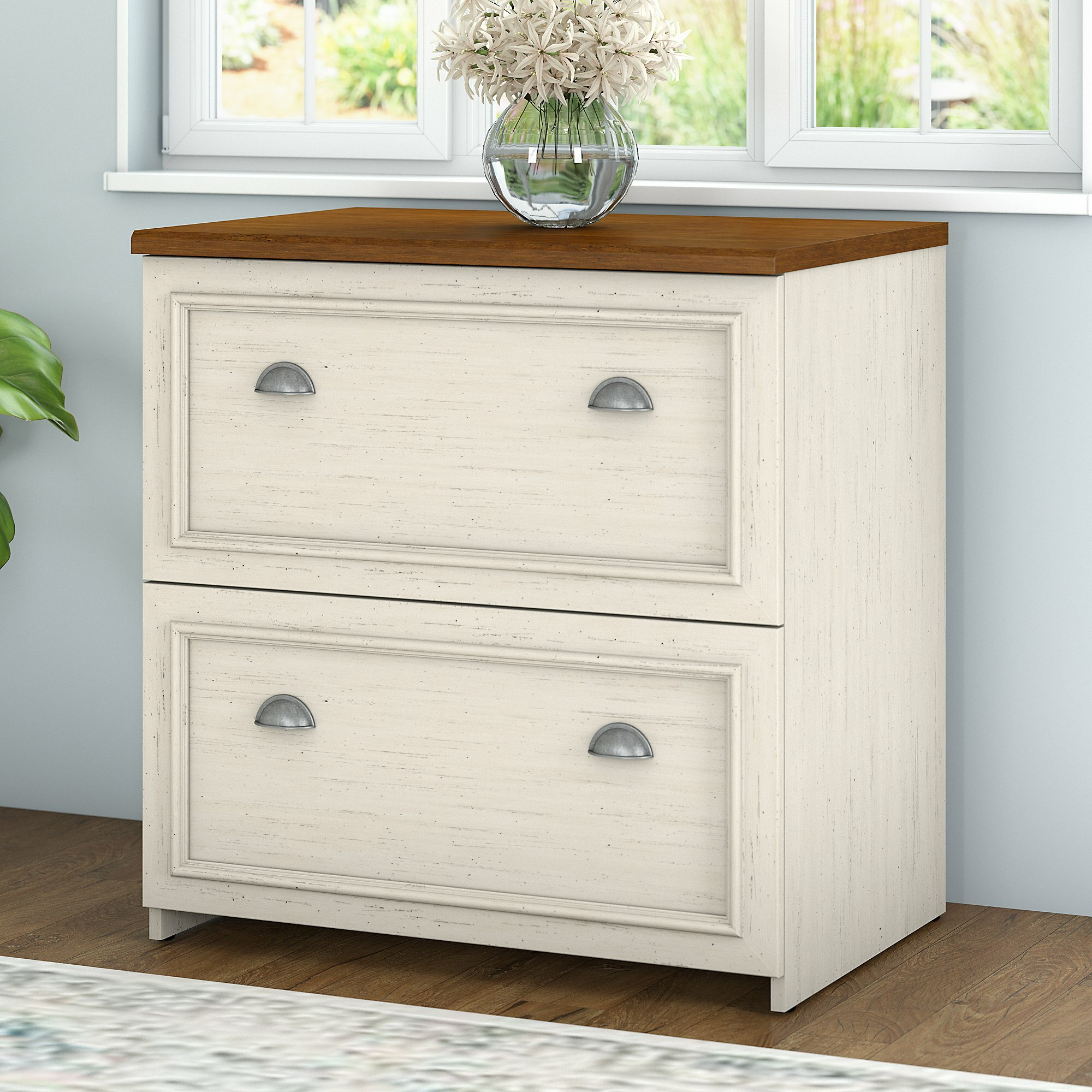 Niles 2 Drawer Lateral Filing Cabinet
