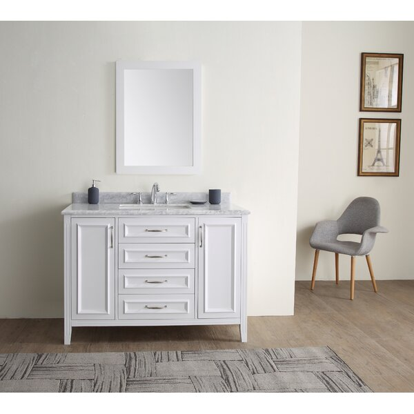 Sanger Jude 48 Single Bathroom Vanity Set by Greyleigh