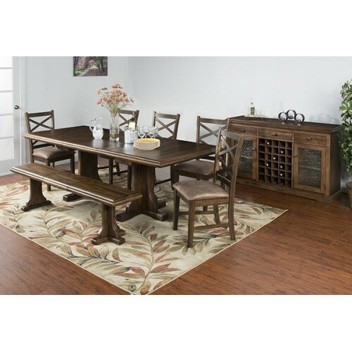 Birney Dining Table by Loon Peak