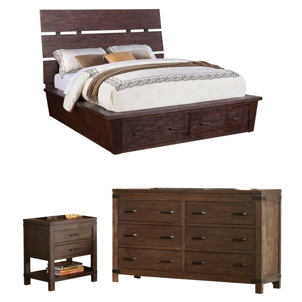 Hillside Storage Standard Configurable Bedroom Set by Trent Austin Design