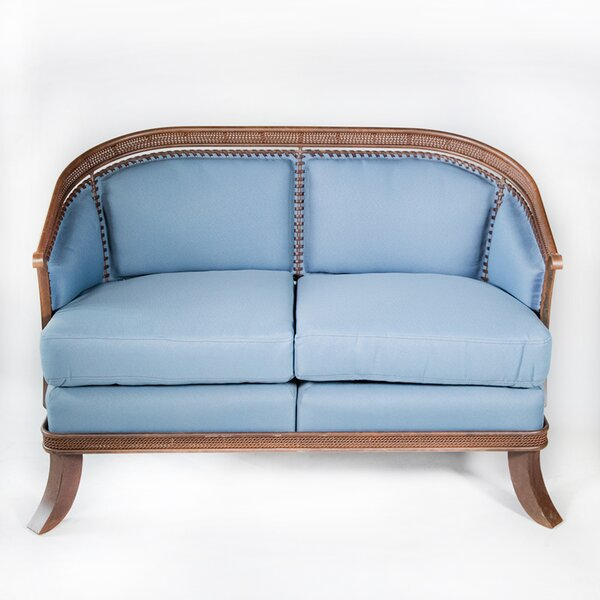 Haugen Loveseat by Bloomsbury Market