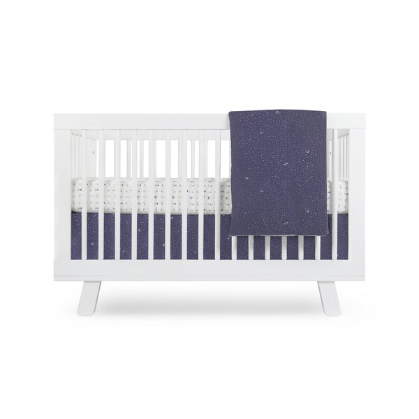 Galaxy Crib Skirt by babyletto