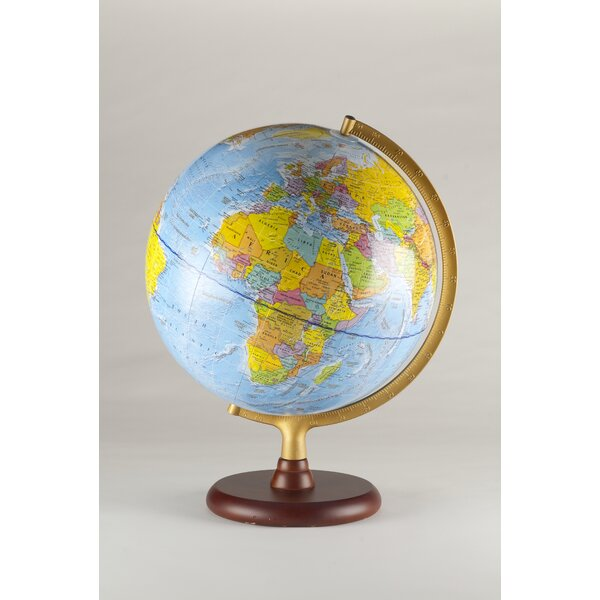 Navigator Globe by Waypoint Geographic