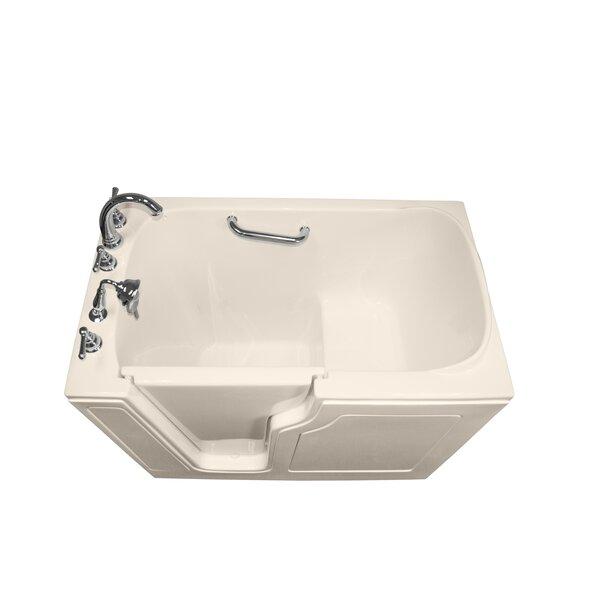 Dignity 48 x 28 Soaking Walk-ln Bathtub by A+ Walk-In Tubs