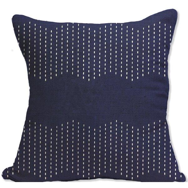 Chevron Stripe Decorative Throw Pillow by Homewear Linens