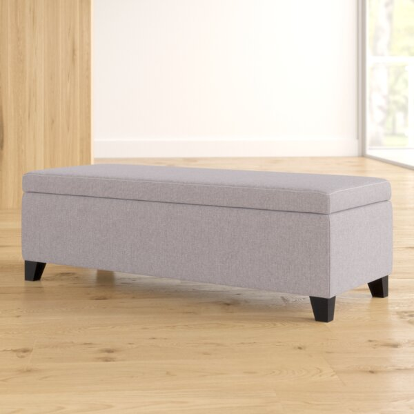 Ewan Upholstered Storage Bench by Zipcode Design