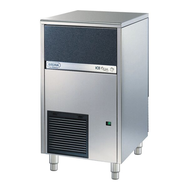 102 lb. Daily Production Freestanding Ice Maker by Brema