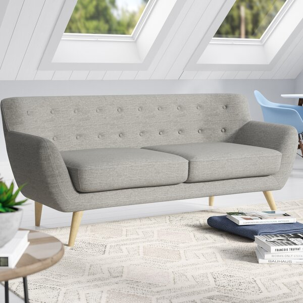 Buy Online Top Rated Meggie Sofa by Langley Street by Langley Street