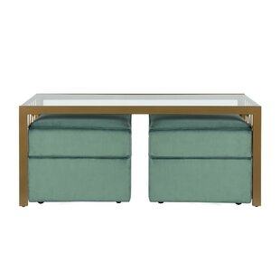 Juliette 3 Piece Coffee Table Set